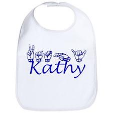 Kathy-bl Bib