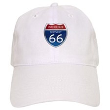 Interstate 66 - Kentucky Baseball Cap