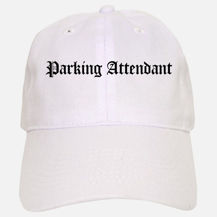 Parking Attendant Baseball Baseball Cap