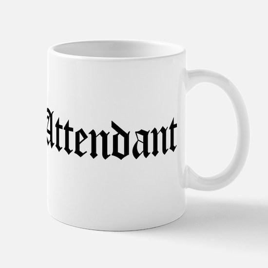 Parking Attendant Mug