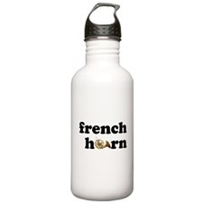 French Horn Water Bottle