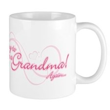 Going To Be A Grandma Again Mug