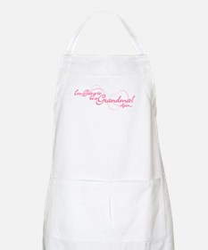 Going To Be A Grandma Again Apron