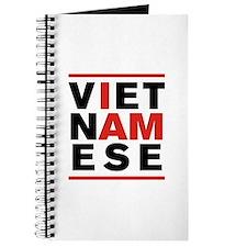 I AM VIETNAMESE Journal