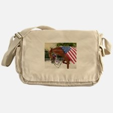 In Honor Messenger Bag
