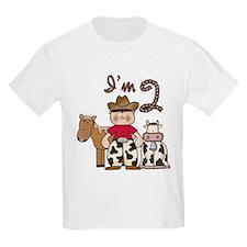 bd_cowboy_2 T-Shirt