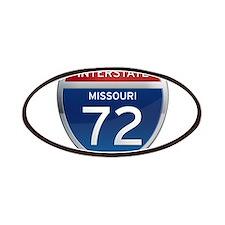 Interstate 72 - Missouri Patches