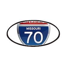 Interstate 70 - Missouri Patches