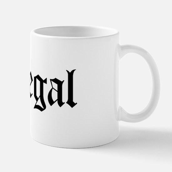 Paralegal Mug