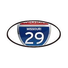 Interstate 29 - Missouri Patches