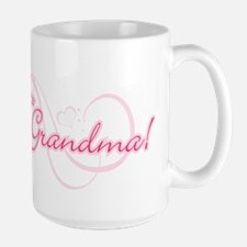 I'm Going To Be a Grandma Large Mug