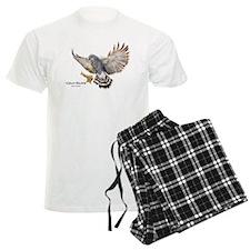 Gray Hawk Pajamas