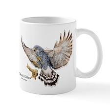 Gray Hawk Mug