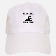 Alcatraz Swim Team Hat