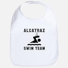 Alcatraz Swim Team Bib