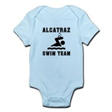 Alcatraz Swim Team Onesie