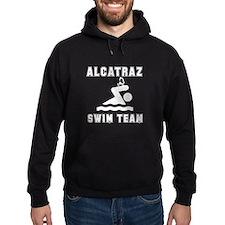 Alcatraz Swim Team Hoodie
