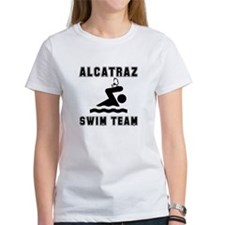 Alcatraz Swim Team Tee