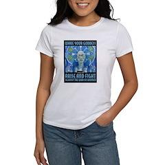 Women's T-Shirt - Wake Your Goddess
