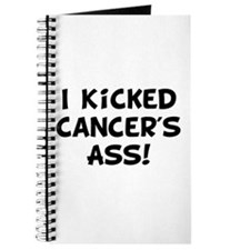 Kicked Cancer Journal