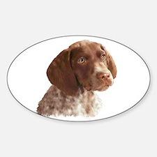 German Shorthair Puppy Decal