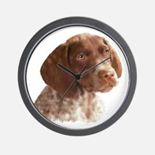 German Shorthair Puppy Wall Clock
