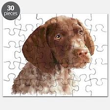 German Shorthair Puppy Puzzle