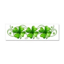 Irish Keepsake Car Magnet 10 x 3