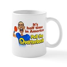 Halftime in America Mug