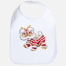 Chinese New Year Baby Dragon Bib