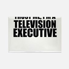 Trust Me, I'm A Television Executive Magnets