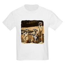Meerkat Trio T-Shirt