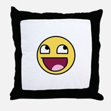 Cute Epic Throw Pillow