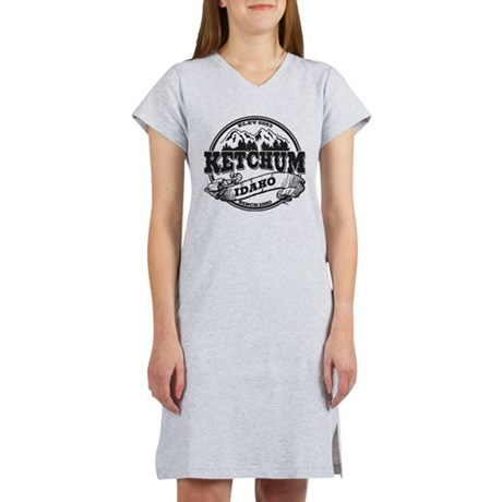 Ketchum Old Circle Women's Nightshirt