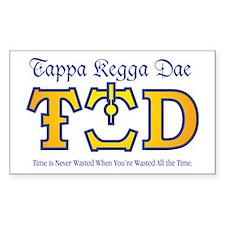 Tappa Kegga Dae Stickers