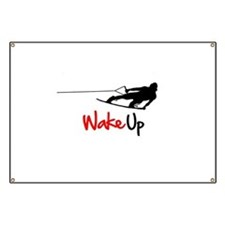 Wake Up Boarder Banner