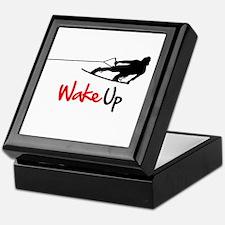 Wake Up Boarder Keepsake Box