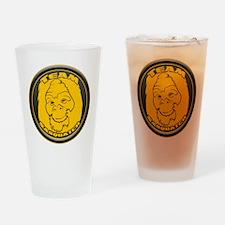 Team Sasquatch Drinking Glass
