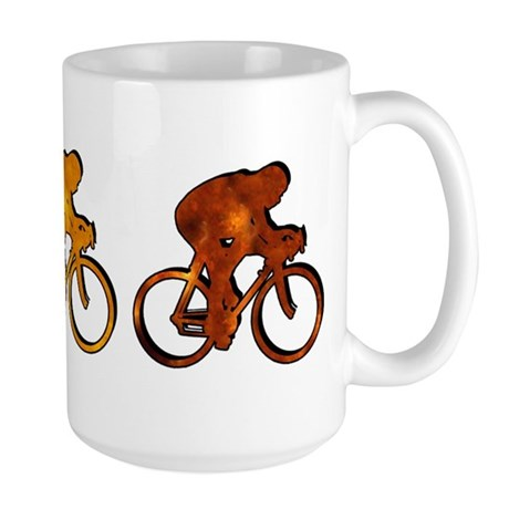 Cycling Large Mug