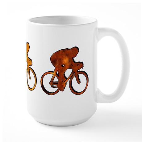 Cycling Large Mug
