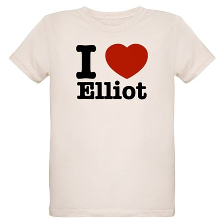 I love Elliot Organic Kids T-Shirt