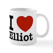 I love Elliot Mug