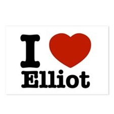 I love Elliot Postcards (Package of 8)