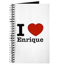 I love Enrique Journal