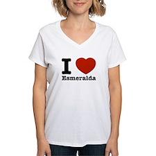 I love Esmeralda Shirt