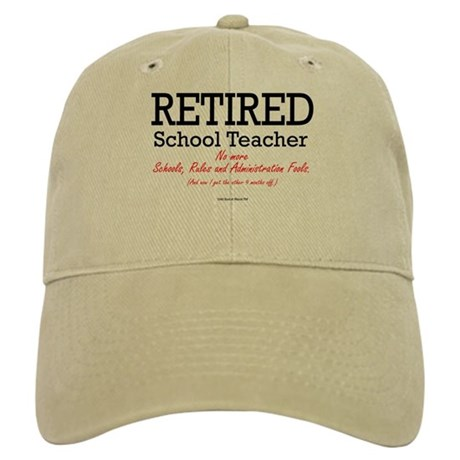 Teacher Ballcap