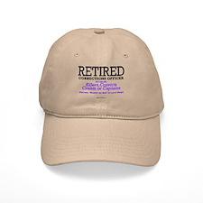 Retired Corrections Ballcap