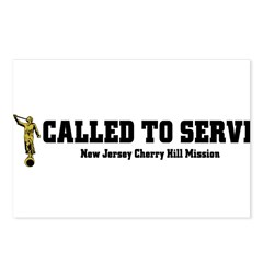 New Jersey Cherry Hill LDS Mi Postcards (Package o