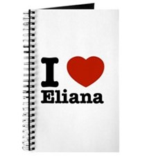I love Eliana Journal