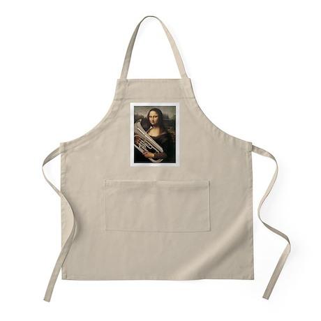 "euphonium Mona Lisa, da Vinci ""Musee du Louvre"" Ap"